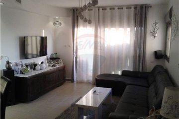דירת 4 חדרים עם שתי מרפסות שמש בברנע